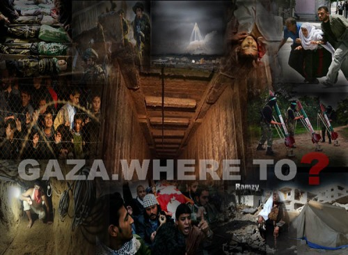 Gaza where to