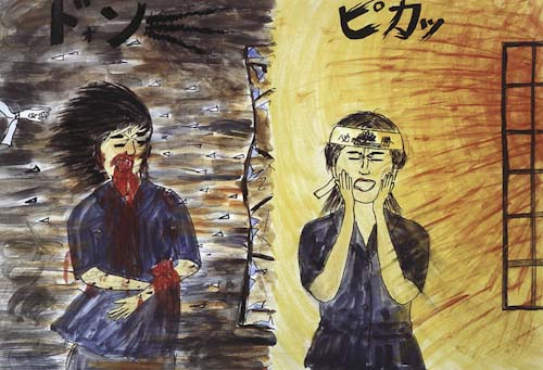an analysis of the unforgettable event of the bombing of hiroshima japan Hiroshima and the inheritance of trauma  she had survived the us atomic bombing of hiroshima  she would beg her father to come along to japan.