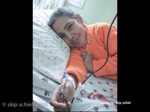 hospital, gaza city, 2008 c