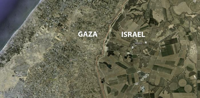 Gaza perimeter-1B-textSM