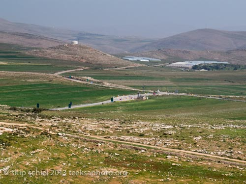 Israel Palestine-Jordan Valley-Water Justice Walk-1834