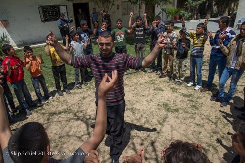 Israel Palestine-Gaza-Popular Achievement Program-4233