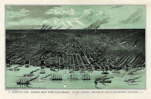 Bird's_eye_view_of_Detroit,_Michigan,_1889_-_._Calvert_Lithographing_Co.