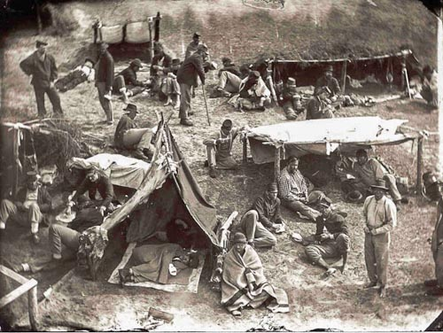 Civil Warandersonville-civil-war-prison-life-2