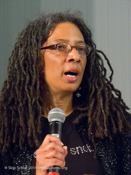 Desiree Cooper, columnist for the Detroit Free Press