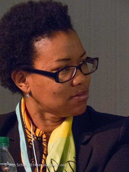 Sarida Scott Montgomery, executive director of Community Development Associates
