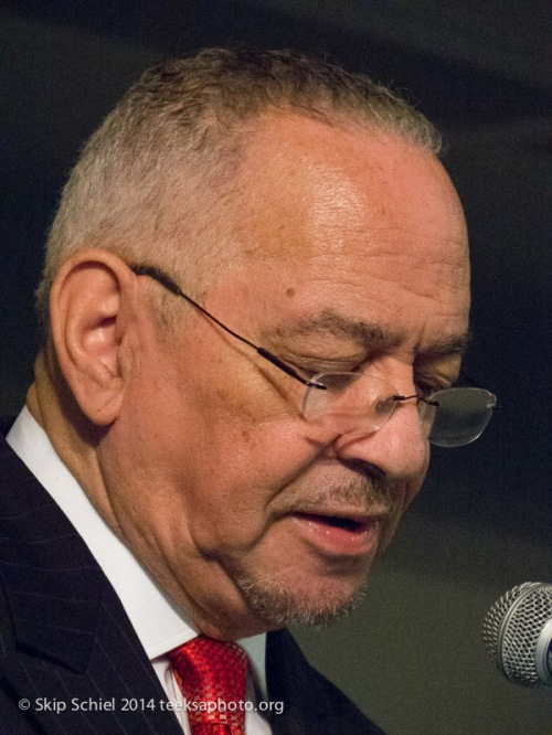 "Rev. Dr. Jeremiah Wright, ""The Power of Story for Social Change"""
