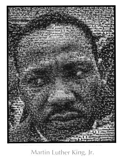 MLK_mosaic_poster-gabe greenberg