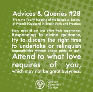Quaker queries