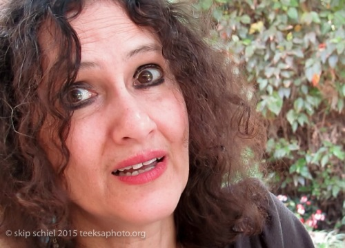 "Nomika Zion, author of ""War Diary from Sderot,"" written during Operation Cast Lead in 2008-09, the predecessor to the last war-1.jpg"