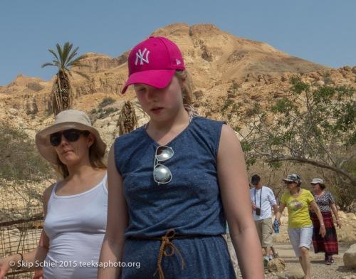 Thru Wadi David