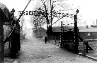 Auschwitz main gate