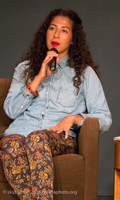 Freelance journalist and former Al Jazeera America producer. Assia Bounadoui