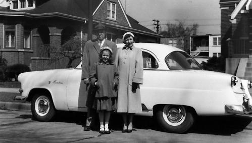 Easter, 1953, Chicago