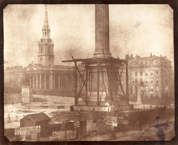 talbot-nelsons-column-under-construction-trafalgar-square-1844-sm