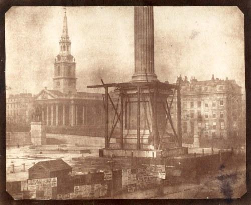 talbot-nelsons-column-under-construction-trafalgar-square-1844-sm