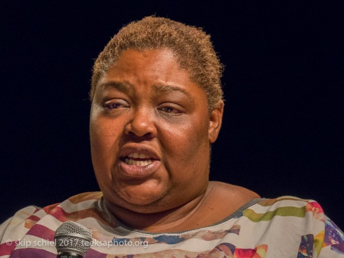 Valerie Jean Blakely, water rights activist, Detroit