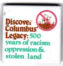 Columbus pin