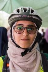 Nima, from Balata refugee camp in Nablus