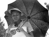 Louisiana Negress, 1937, by Dorothea Lange