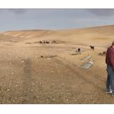 Rashayda Bedouin camp, West Bank