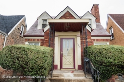 1648 E. 86th Street, Chicago's South Side, the photographer's ancestral home