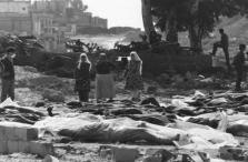 Deir Yassin during the Nakba