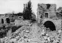Deir Yassin after the Nakba