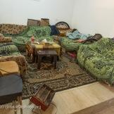 Abdul's front room