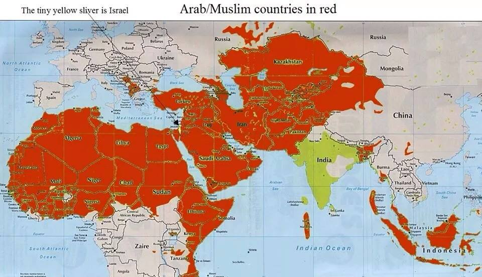 Arab Israel world map.jpg