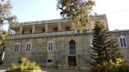 St' Joseph monastery Isifi SM.jpg